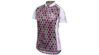 Pearl Izumi Women LTD VTT maillot manches courtes taille XL dots orchid