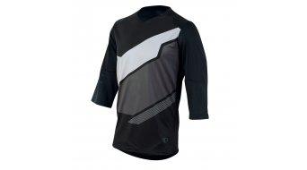 Pearl Izumi Launch maglietta 3/a 4 bracci uomini- maglietta MTB . black