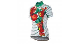 Pearl Izumi Elite LTD tricot korte mouw dames-tricot racefiets peony living coral