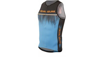 Pearl Izumi Elite In-R-Cool LTD Triathlon-Trikot ärmellos Herren Tri Singlet Gr. M bel air blue rush