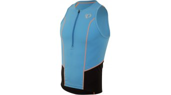 Pearl Izumi Select Pursuit jersey no sleeve men bel air blue/black