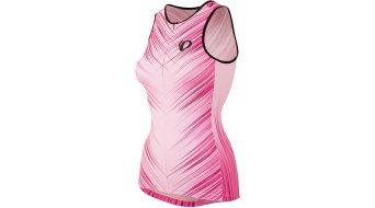 Pearl Izumi Elite In-R-Cool LTD tricot korte mouw dames-tricot Triathlon Tri singlet crystalize screaming pink