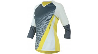 Pearl Izumi Launch jersey 3/4- Arm ladies- jersey MTB skylight/blue steel fracture