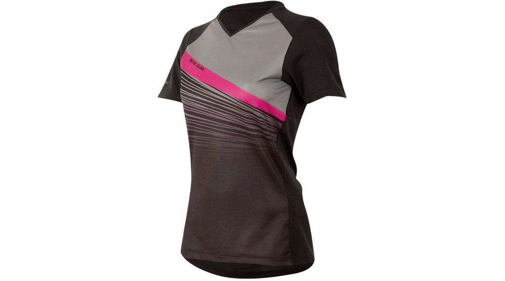 Pearl Izumi Launch jersey short sleeve ladies- jersey MTB size S black/smoked pearl fracture