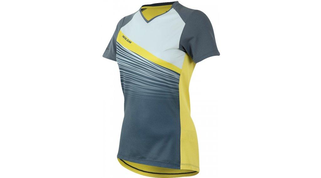 Pearl Izumi Launch jersey short sleeve ladies size XL blue steel/skylight fracture