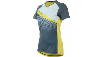 Pearl Izumi Launch jersey short sleeve ladies- jersey MTB size S blue steel/skylight fracture