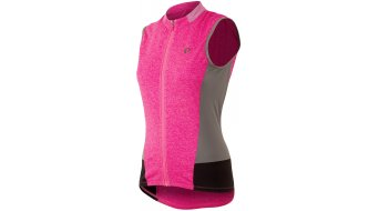 Pearl Izumi Select Escape tricot mouwloos dames-tricot racefiets screaming pink parquet