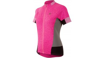 Pearl Izumi Select Escape tricot korte mouw dames-tricot racefiets screaming pink parquet