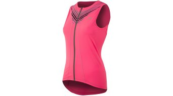 Pearl Izumi Select Pursuit tricot mouwloos dames-tricot racefiets screaming pink whirl