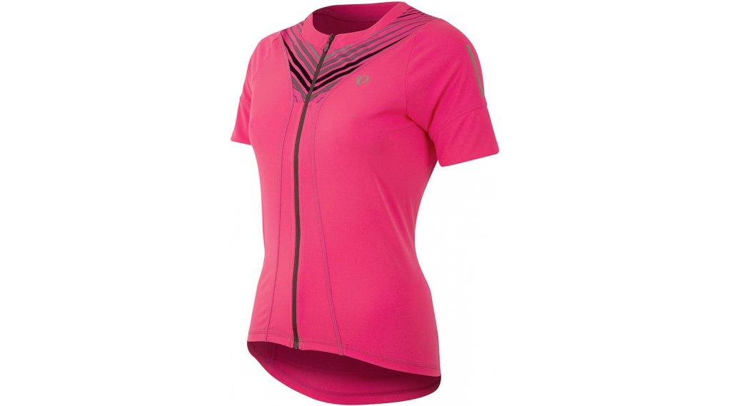 Pearl Izumi Select Pursuit Trikot kurzarm Damen Gr. M screaming pink whirl
