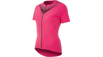 Pearl Izumi Select Pursuit Trikot kurzarm Damen screaming pink whirl