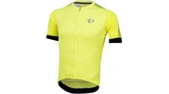 Pearl Izumi Elite Pursuit SPD road bike- jersey short sleeve men size XL screaming yellow diffuse