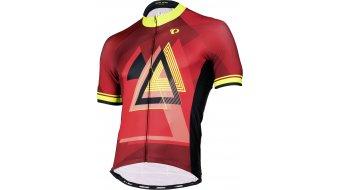 Pearl Izumi Elite Pursuit LTD Rennrad-Trikot kurzarm Herren mountain rogue red