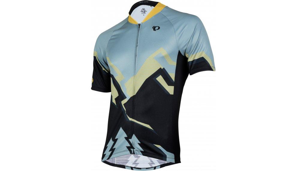 513dc7fa7 Pearl Izumi MTB LTD MTB- jersey short sleeve men size L mountain trees  arctic
