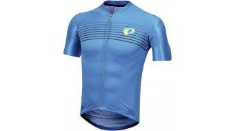 Pearl Izumi P.R.O. Pursuit SPD racefiets-tricot korte mouw heren atomic blue diffuse