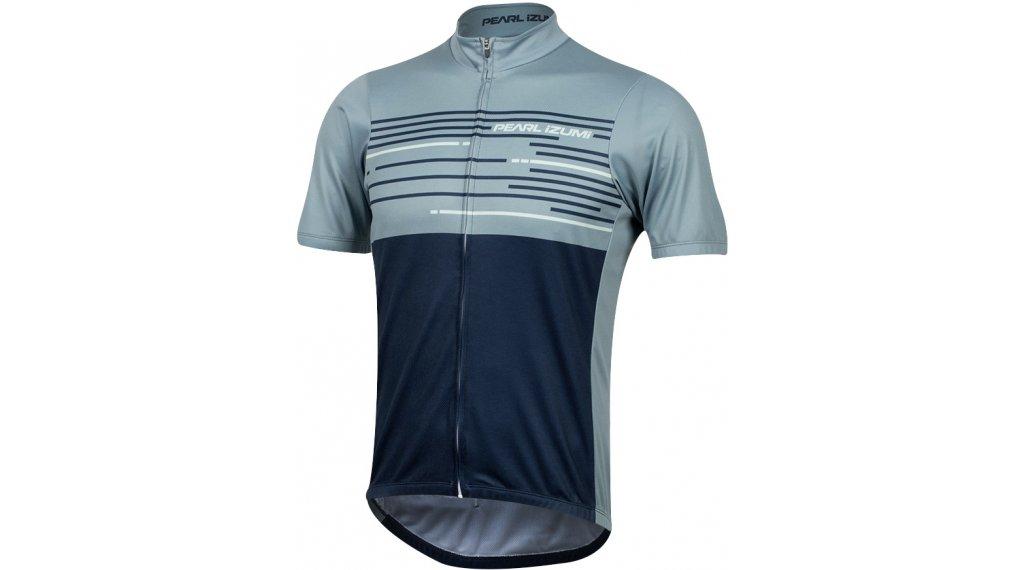 Pearl Izumi Select LTD bici carretera-maillot de manga corta Caballeros tamaño M arctic/mid navy tidal