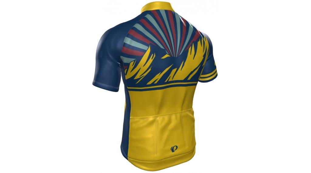 best sneakers d83bf 2b608 Pearl Izumi Select Escape LTD road bike- jersey short sleeve men size S  topo lines atomic blue/midnight navy