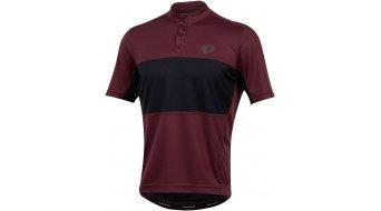 Pearl Izumi Select Tour road bike- jersey short sleeve men size XL port/black