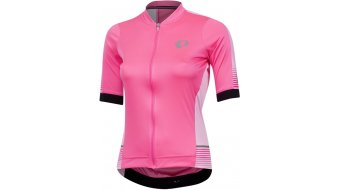 Pearl Izumi Elite Pursuit SPD road bike- jersey short sleeve ladies screaming pink diffuse