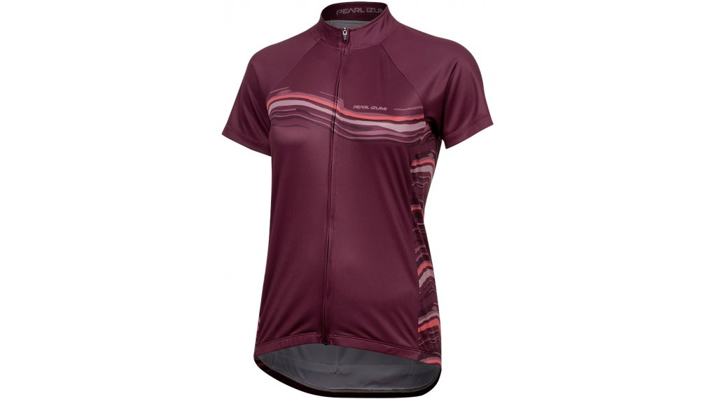 Pearl Izumi Select Escape Graphic road bike- jersey short sleeve ladies  size S port marl a818af92b