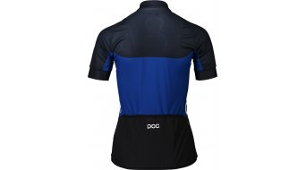 POC Essential Road Light Rennrad-Trikot kurzarm Damen Gr. XS azurite multi blue