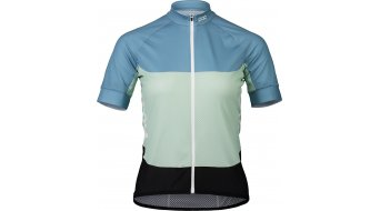 POC Essential Road Light Rennrad-Trikot kurzarm Damen Gr. L apophyllite multi green