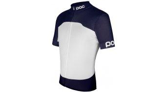 POC Raceday Climber Trikot kurzarm Herren-Trikot navy black/hydrogen white