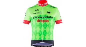 POC Cannondale Drapac jersey short sleeve men- jersey cannondale green
