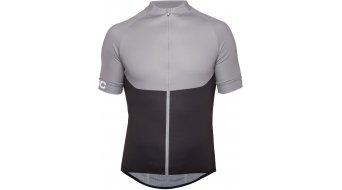 POC Essential XC Zip MTB- jersey short sleeve men size S steel grey