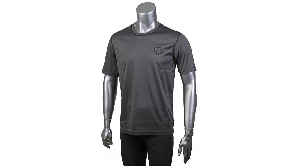 Race Face Trigger maillot manches courtes hommes taille L Ventura Characoal