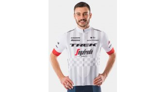 Santini Trek-Segafredo Team Supporters Replica Trikot kurzarm white