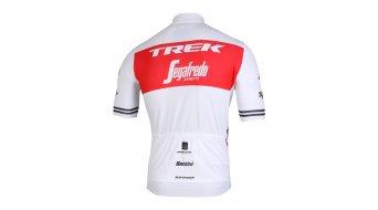 Santini Trek-Segafredo Team Tour de France 2019 Edition Replica Herren Trikot kurzarm Gr. S white