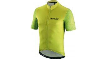 Specialized RBX Comp Terrain jersey short sleeve men size M hyper green/monster green