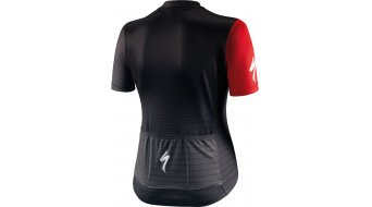 Specialized RBX Comp Logo Team Trikot kurzarm Damen Gr. M black/charcoal/red