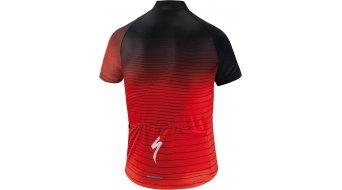 Specialized RBX Comp Logo Team Trikot kurzarm Kinder Gr. L black/rocket red/red