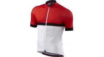Specialized RBX Pro Trikot kurzarm Herren-Trikot Rennrad Jersey red/white