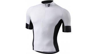 Specialized SL Expert Trikot kurzarm Herren-Trikot Rennrad Jersey Gr. XL white/black