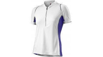Specialized Shasta Trikot kurzarm Damen-Trikot MTB Jersey white/indigo