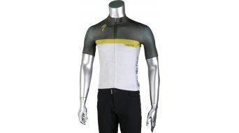 Specialized SL Pro Trikot kurzarm Herren-Trikot Jersey Gr. M oak green/mustand yellow - Musterkollektion