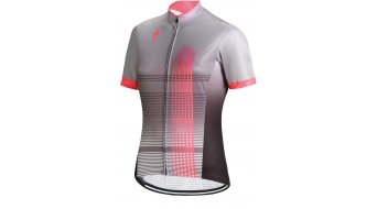 Specialized RBX Comp Trikot kurzarm Damen Gr. L light grey/neon pink Mod. 2018