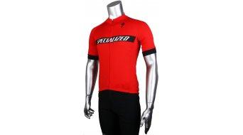 Specialized RBX Sport Logo Trikot kurzarm Herren Gr. M red/black - SAMPLE