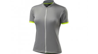 Specialized RBX Sport Logo Trikot kurzarm Damen Gr. M light grey/neon Yellow - SAMPLE