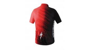 Specialized RBX Comp Logo Faze 领骑服 短袖 儿童 型号 M rocket red/black
