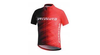 Specialized RBX Comp logo Faze jersey short sleeve kids rocket red/black