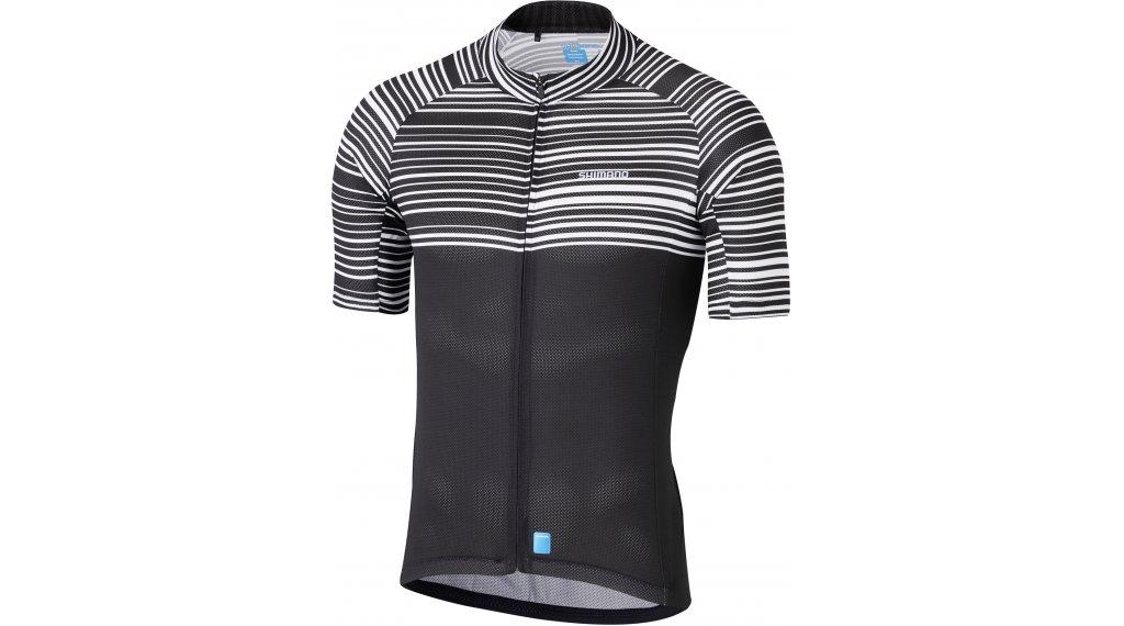 Shimano Climbers jersey short sleeve men size L black