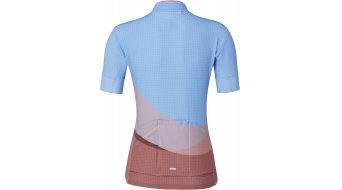 Shimano Sumire maglietta manica corta da donna mis. L blu/arancione