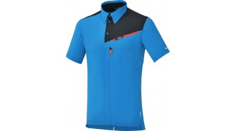 Shimano Button Up Trikot kurzarm Herren-Trikot