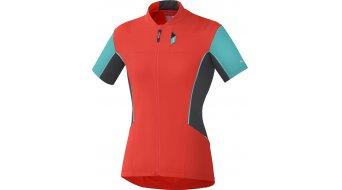 Shimano Explorer Pro maillot de manga corta Señoras-maillot naranja