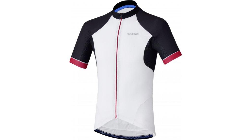Shimano Escape maglia ciclismo a manica corta da uomo mis. XL white