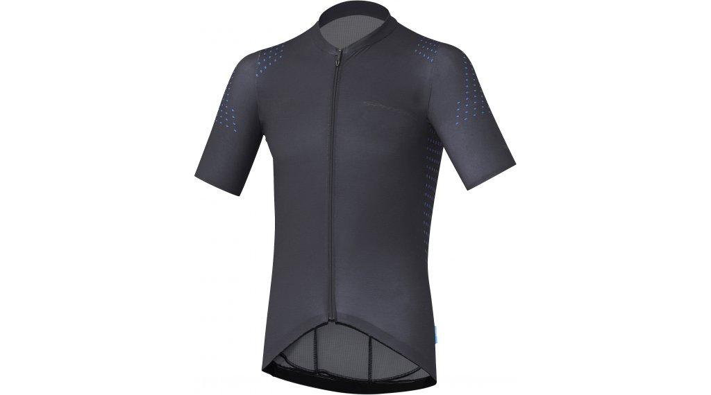 Shimano S-Phyre men jersey short sleeve size S black
